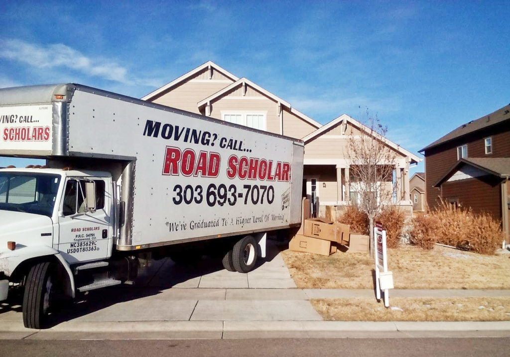 Residential Moving Services in Denver, CO