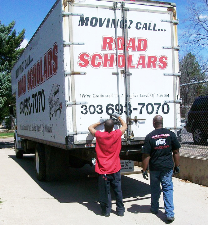 Full-Service Centennial Movers- Road Scholars Moving
